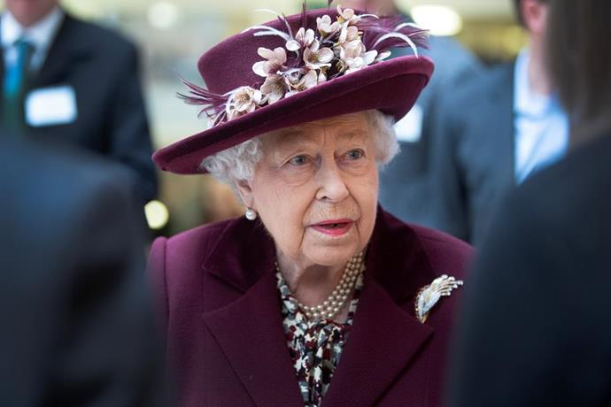 The Queen has seen some of her events rescheduling amid growing concerns around the virus' spread.