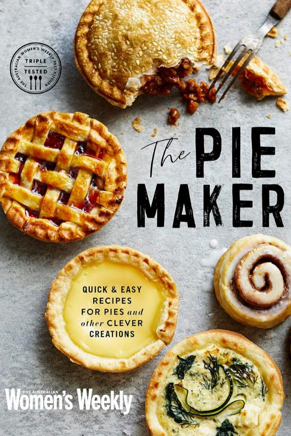 *The Weekly's* pie maker cookbook.