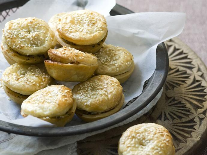 Some cute mini meat pies you can create in your pie maker.