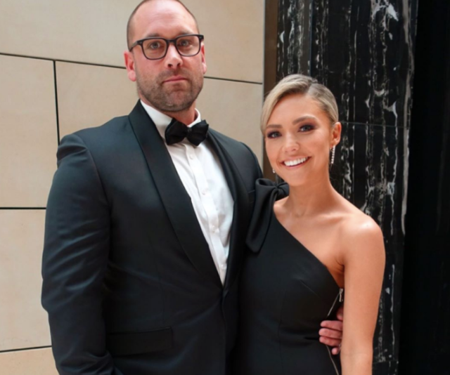 Sam Frost pays tribute to her *Home And Away* husband, Jake Ryan before his character Robbo's tragic death in the first week of the show's return in 2020.