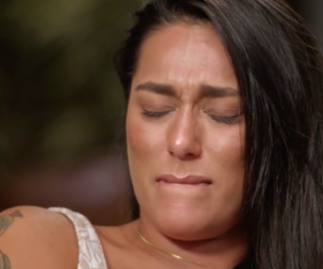 EXCLUSIVE: Married At First Sight's Connie reveals why she wrote stay at the final commitment ceremony