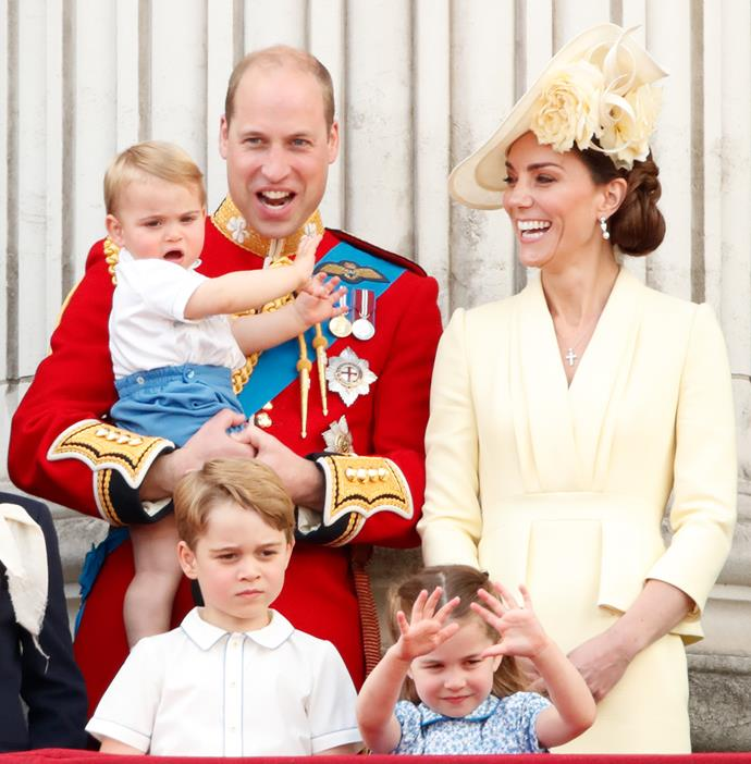 Prince George and Princess Charlotte have officially begun homeschooling amid the COVID-19 health pandemic.