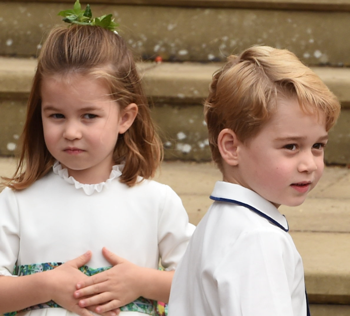 The royal children will continue their classes online.