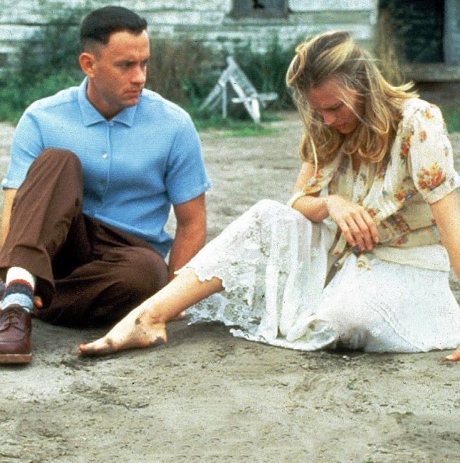 ***Forrest Gump*** <br><br> Possibly his greatest and most iconic movie of all time, *Forrest Gump* tells the story of a low-IQ man making his way through the tumbles and triumphs of 1980s America. You'll laugh, you'll cry and you'll be trying to suss out who your real-life Jenny equivalent is before the end.