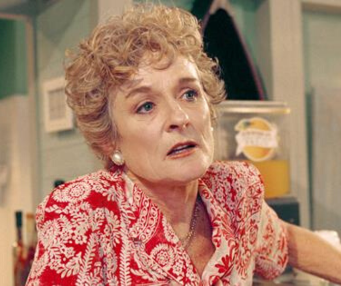 """**Ailsa Stewart – *Home And Away*** <br><br> Wife of *Home And Away*'s most iconic character, Alf Stewart, [Ailsa died](https://www.nowtolove.com.au/celebrity/tv/judy-nunn-unhappy-character-home-and-away-death-42564