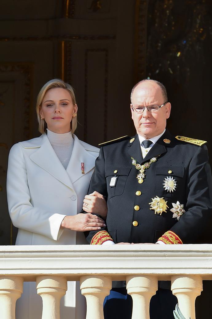 Prince Albert, who is married to Princess Charlene has tested positive for Coronavirus.