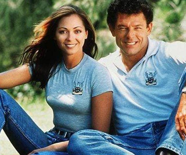 Tania Zaetta and Mike Whitney hosted the original *Who Dares Wins* in the 1990s.