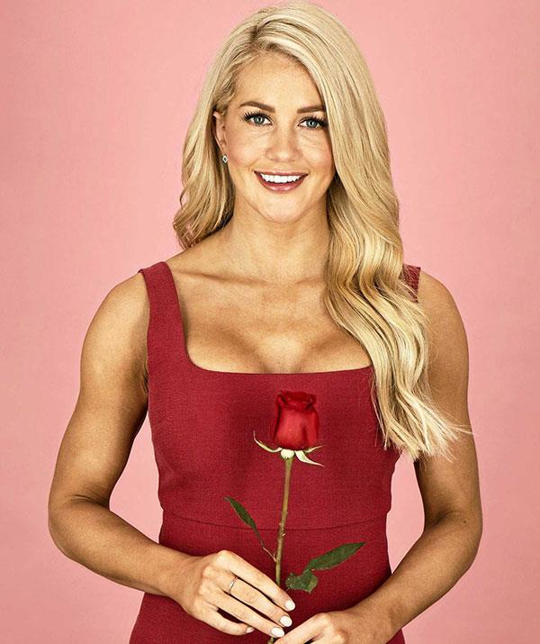 **Ali Oetjen, *The Bachelorette*** <br><br> Former *Bachelorette* Ali has already proved she's a fitness guru - and we're about to see her put her skills to the ultimate test as she competes in her toughest challenge yet.