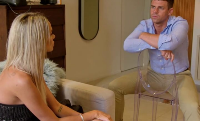 EXCLUSIVE: Married At First Sight's Michael tests Stacey to see if she's only after him for his money