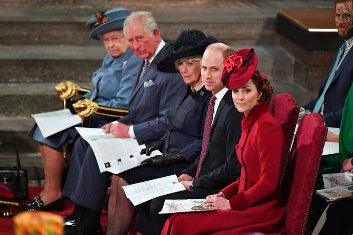 The Queen and Prince Charles will likely stay safely isolated to avoid contracting the virus.