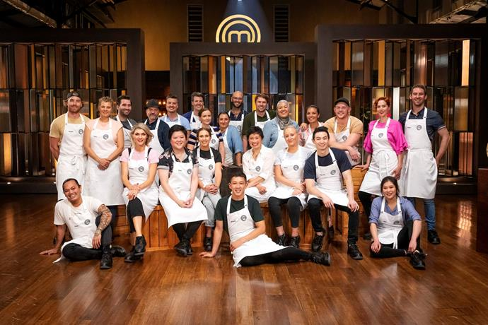 Poh Ling-Yeow, Hayden Quinn and Callum Hann are just some of the returning chefs on this season.