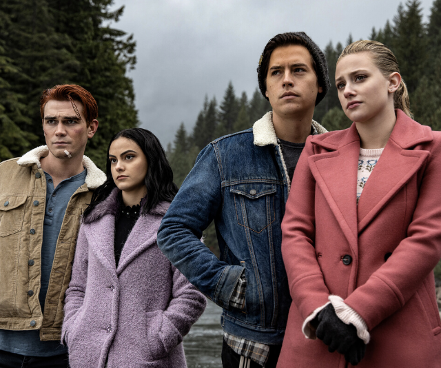 New episodes of *Riverdale* will air weekly.