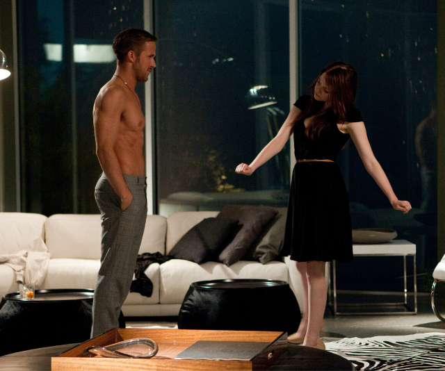 Social-distancing is the perfect excuse for a Ryan Gosling flick.