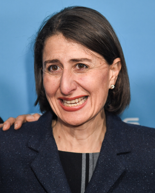 Gladys became the NSW Premier in January 2017.