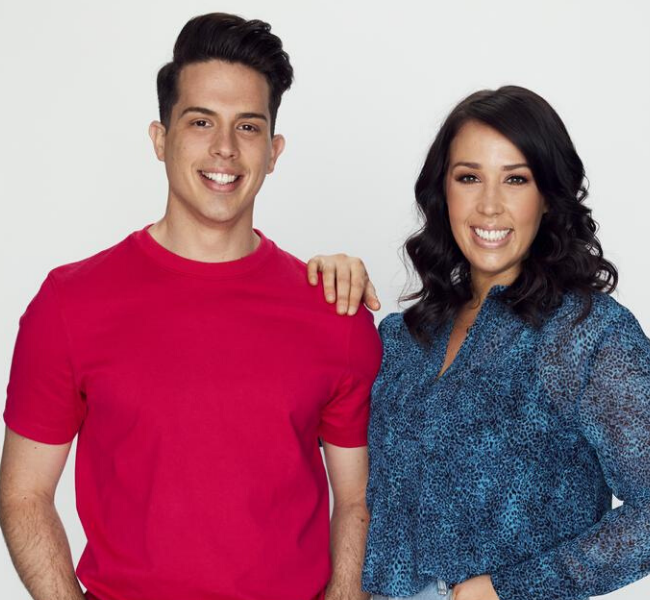 Jake and Elle were crowned the winners of *MKR* in 2020.