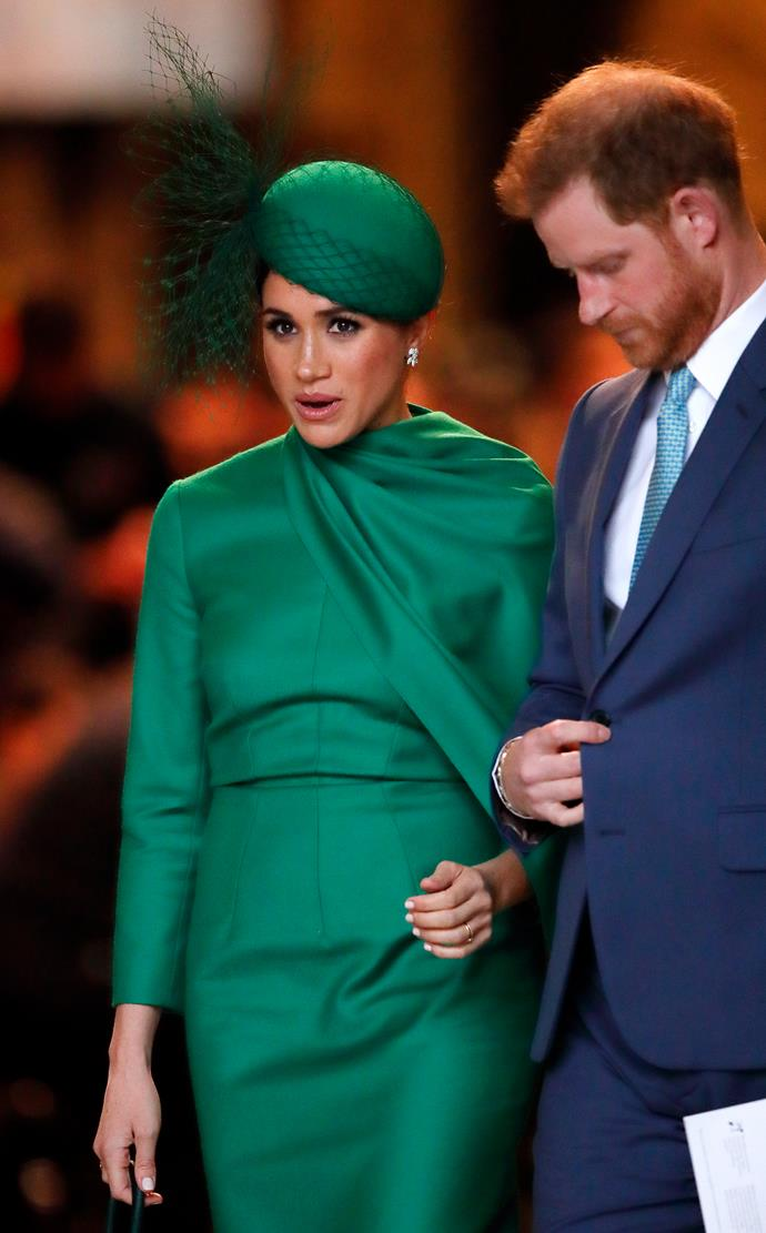 Harry and Meghan had one simple plea for the world in their latest Instagram post.