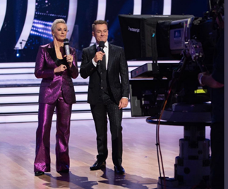 EXCLUSIVE: Amanda Keller discusses how the coronavirus has affected the Dancing With The Stars finale