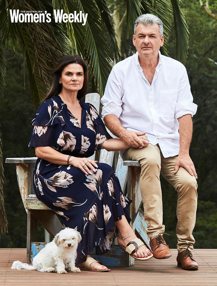 Renae's parents Teresa and Mark.