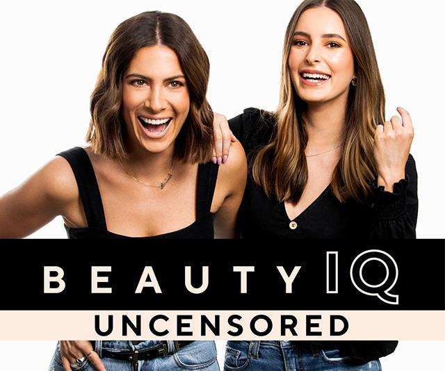 Beauty IQ hosts Hannah Furst and Joanna Fleming.