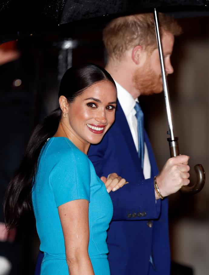 Meghan will voice a new Disney documentary set for release on April 3 on Disney +.