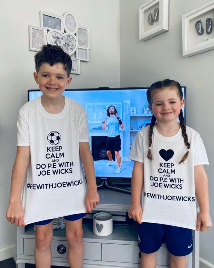 "As many parents opt to keep their children at home, many are missing out of their physical education classes and sport.  <br><br> To remedy this, personal trainer Joe Wicks has started posting daily exercise videos for kids and families on his YouTube channel, [The Body Coach TV](https://www.youtube.com/channel/UCAxW1XT0iEJo0TYlRfn6rYQ|target=""_blank"").  <br><br> Although based in the UK, Joe's videos are now being watched all over the world, includign by Aussie kids and their mums, keeping them active while isolating at home."
