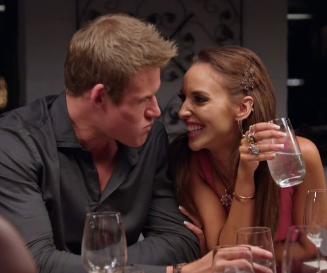 Liz and Seb are one of the experiment's most successful couples.