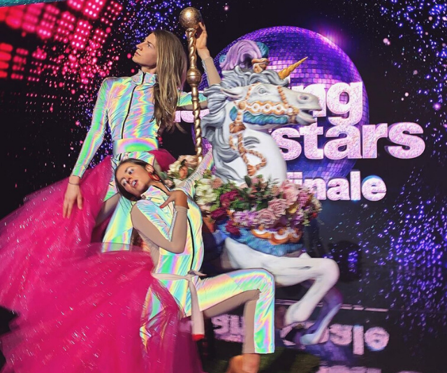 """**CHRSTIAN WILKINS** <br><br> While his *Dancing With The Stars* journey has been slightly marred, with Christian and his dance partner Lily [forced into quarantine for two weeks due to the coronavirus outbreak](https://www.nowtolove.com.au/reality-tv/dancing-with-the-stars/dancing-with-the-stars-christian-wilkins-self-isolation-63119 target=""""_blank""""), the fabulous fashionista still managed to come in at second place.  <br><br>"""