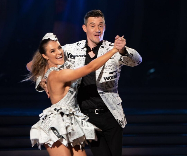 """**ED KAVALEE** <br><br> The Aussie comedian and [husband of fitness queen Tiffiny Hall](https://www.nowtolove.com.au/celebrity/celeb-news/ed-kavalee-tiff-hall-relationship-62441 target=""""_blank"""") came in at fourth place."""