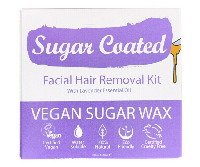 "Nourished Life Sugar Coated Facial Hair Removal Kit, $17.99, [nourishedlife.com.au](https://www.nourishedlife.com.au/natural-hair-removal/2772858/sugar-coated-facial-hair-removal-kit.html?job=1036&action=click&channel_code=search&trfc=1&obj=3&utm_source=GOOGLE&utm_medium=cpc&utm_campaign=NLOM-Shopping-Body+Care-AON&keyword=PRODUCT_GROUP&campaignid=71700000054226851&adgroupid=58700005147644537&kwid=p49301355712&trackerid=92700049301355712&gclsrc=aw.ds&gclid=Cj0KCQjwjoH0BRD6ARIsAEWO9Ds7-MaPB9QPJVMw5bFSRKVCGeunBDVsVsHDf-ogfawVvNEmlulSQowaAvaLEALw_wcB&gclsrc=aw.ds|target=""_blank"")"