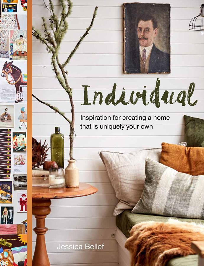 ***Individual* by Jessica Bellef** <br><br> The 15 quirky Australian interiors in this inspirational hard back book reveal the personalities of their owners but also offer great tips for your own home décor.  <br><br> While new builds deliver cookie-cutter blandness, here individuality is championed and the results will make you cheer and reach for the paint pot.