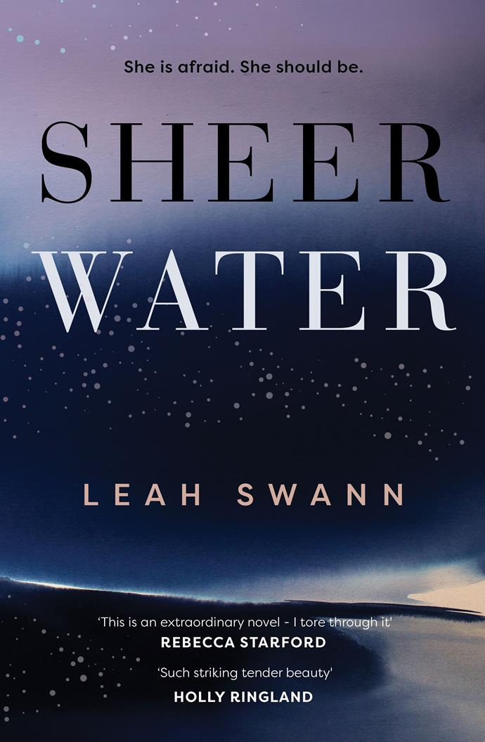 "**Our April Great Read: *Sheerwater* by Leah Swann** <br><br> The opening scene of this gripping domestic suspense thriller is heart stopping. Mum Ava is driving with her two young sons, Max and Teddy, and their dog, along Victoria's Great Ocean Road, when they literally see ""a bolt from the blue"". It streaks across the sky ahead and quickly they realise a plane has crashed. Should she stop?  <br><br> Early on we discover that Ava is fleeing her husband to start a new life in beachside Sheerwater, an area where others are also seeking refuge. Her sons love their dad, but something has set this family spiralling out of control.  <br><br> This domestic drama stays with you, and is worth a second reading when you'll spot the haunting clues that provide the framework for the plot."