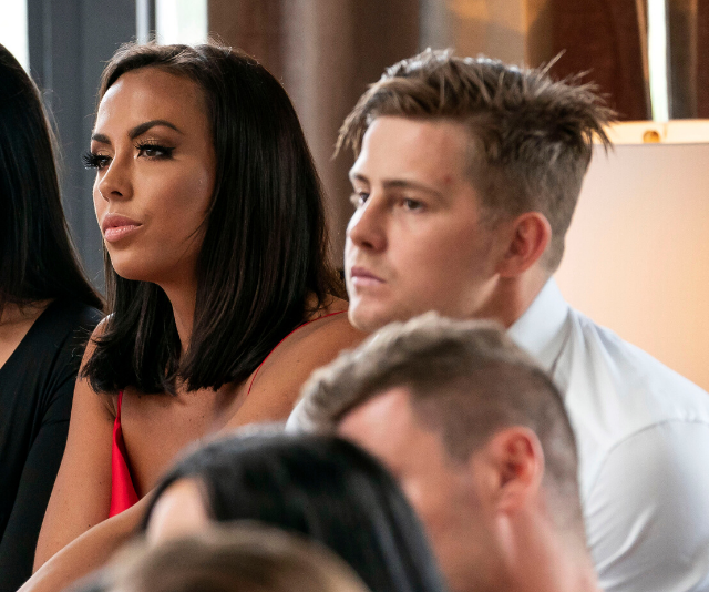 Natasha and Mikey are at the centre of the reunion drama.