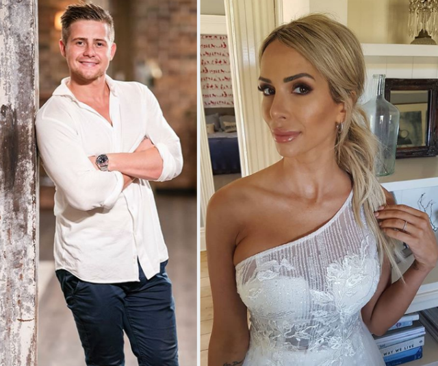Mikey and Stacey's alleged affair was at the centre of the final dinner party drama.