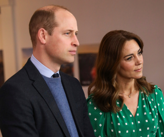 Prince William wants to be the face of the royal family's coronavirus relief efforts.