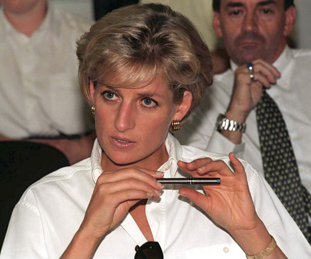 Princess Diana made it her life's mission to lend her public profile to important causes.