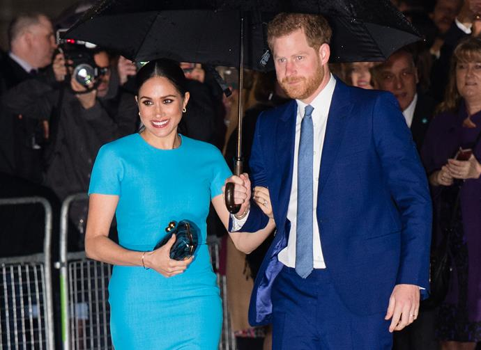 Harry and Meghan ultimately decided not to stay put in Vancouver as the global pandemic worsened in March.