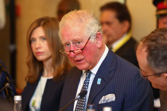 Prince Charles gave comfort to his fans after posting the honest video.