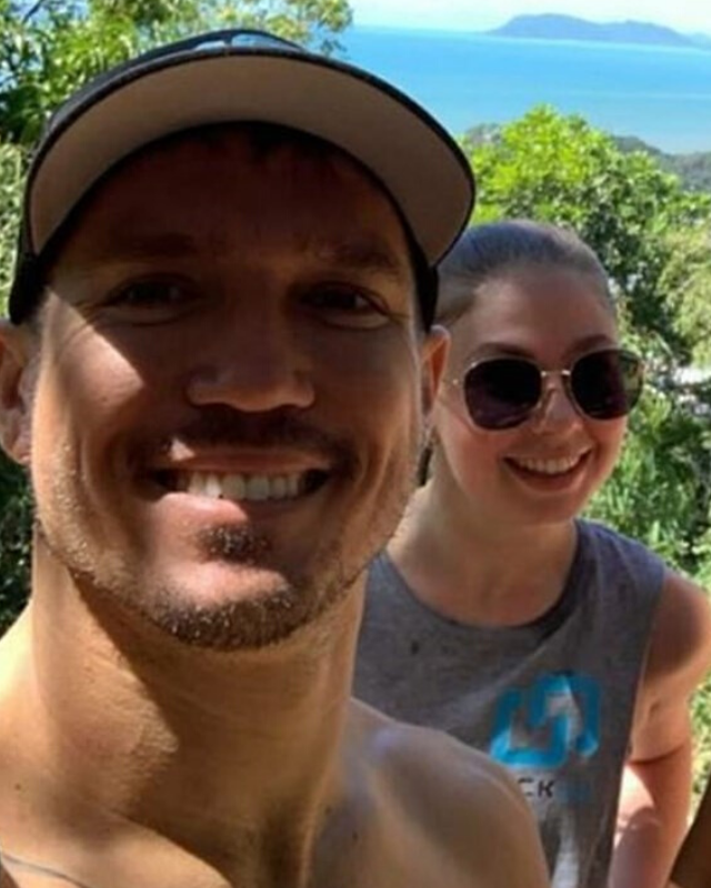 Drew and his housemate have reportedly reconnected.