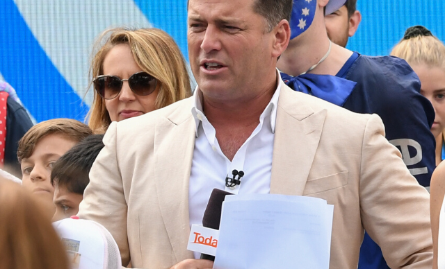 EXCLUSIVE: Karl Stefanovic explains how the threat of coronavirus has affected him both on and off screen