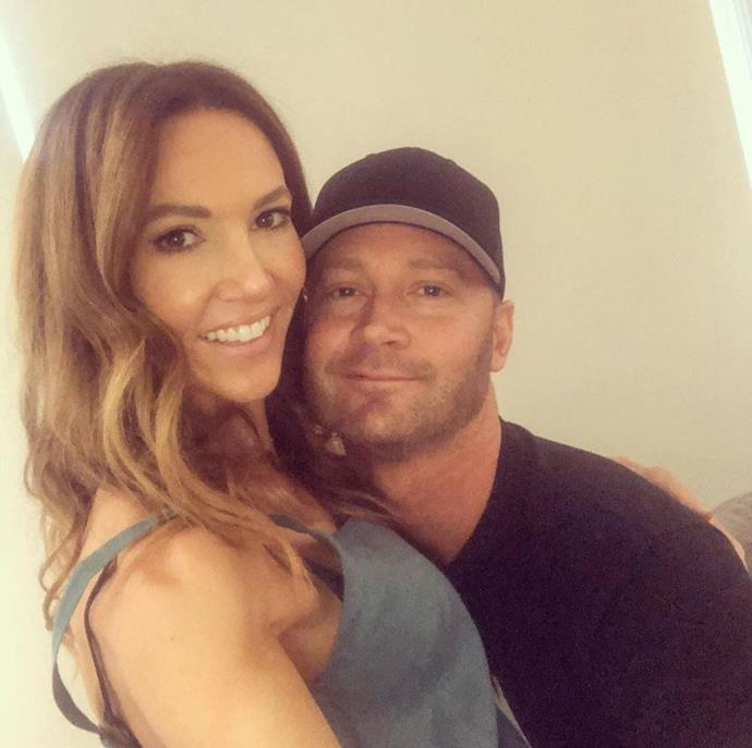 Kyly and Michael Clarke (both pictured) were once the golden couple of the cricket social scene.
