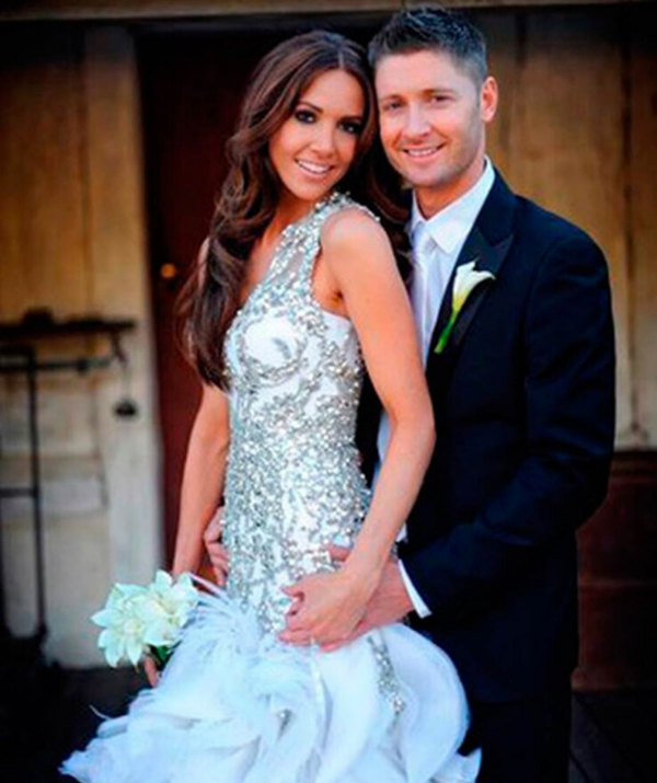The formerly loved-up couple tied the knot in 2012 in front of just 70 family and friends.