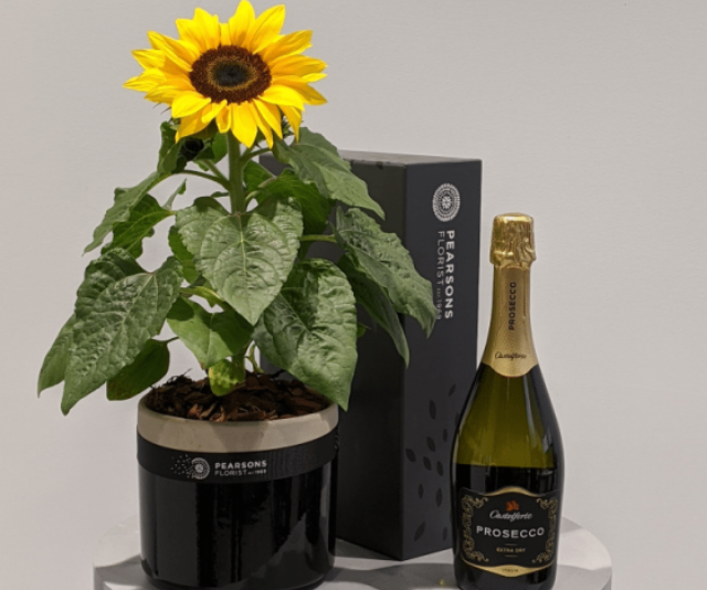 Pearsons' Sunshine package will brighten your mum's day.