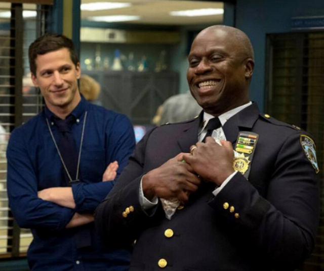 "***Brooklyn Nine-Nine* – Cadbury Caramello Eggs** <br><br>  ""Just like a Caramello centre, Jake Peralta's smooth-talking detective work can get him and the team out of any situation."""