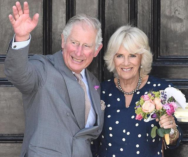 Happy anniversary, Charles and Camilla!