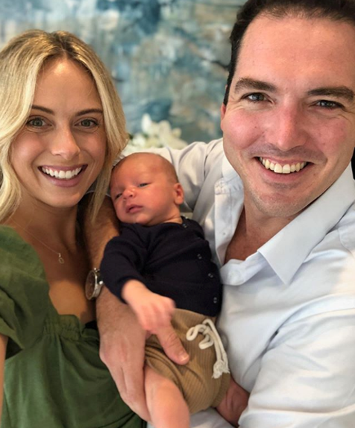 Peter, who recently welcomed son Oscar into the world with wife Sylvia, is busy juggling covering the coronavirus crisis and being a parent.