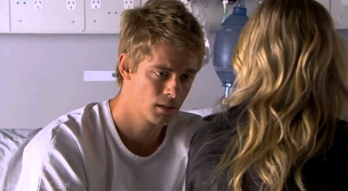 The story line was a harrowing one to watch - Romeo was a much loved 'good guy' of the soap, leaving fans devastated when he eventually departed.