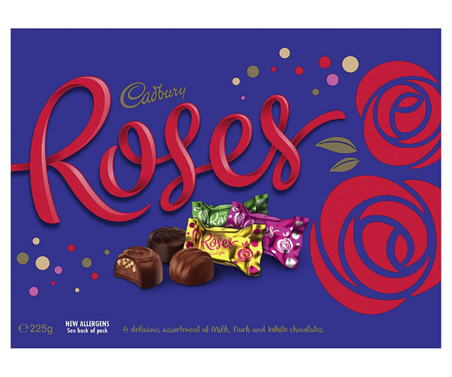 A classic box of roses never fails to please.