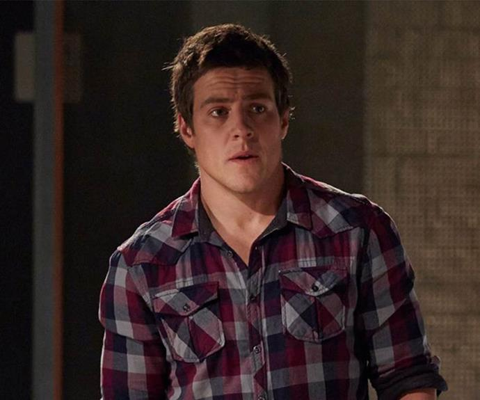 Steve played Summer Bay heartthrob Brax on *Home and Away*.