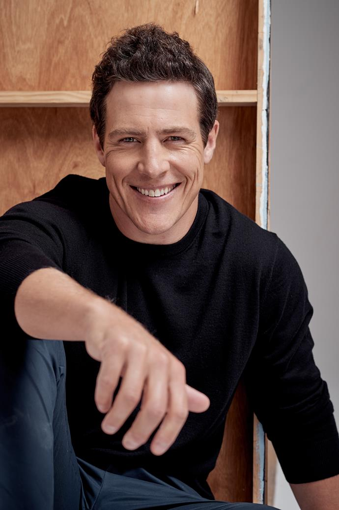 Steve plays Paul Dale in the upcoming series *Informer 3838*.