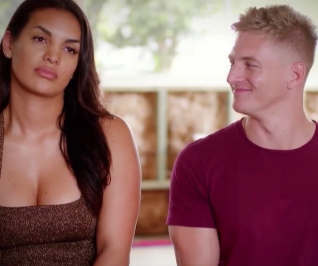 The fit couple are ready for a *House Rules* workout.